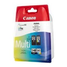 Canon Multipack PG-540/CL-541 Black and Colour Ink Cartridges
