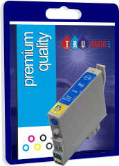 Premium Quality Compatible Cyan Ink Cartridge for T054240, 18ml