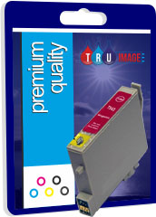 Premium Quality Compatible Magenta Ink Cartridge for T054340, 18ml