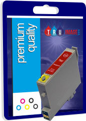 Premium Quality Compatible Red Ink Cartridge for T054740, 18ml