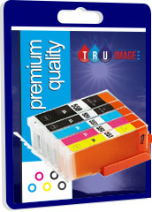 Premium Quality PGI-570 CLI-571XL Black, Cyan Magenta and Yellow Compatible Ink Cartridges, 73.8ml