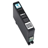 Dell Standard Capacity Cyan Ink Cartridge - DG83C