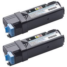 Dell 899WG Black Toner Cartridge Twin Pack