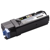 Dell High Capacity Yellow Toner Cartridge, 2.5K Page Yield
