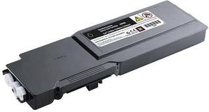 Dell Genuine Magenta Toner Cartridge -MN6W2 - 3K Page Yield