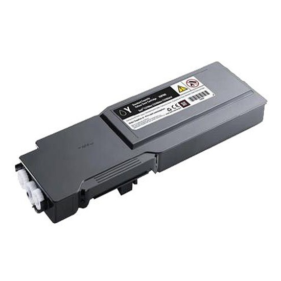 Dell 593-11121 Extra High Capacity Magenta Toner Cartridge - 40W00, 9K Page Yield