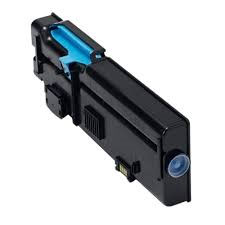 Dell TXM5D Cyan Toner Cartridge, 1.2K Page Yield