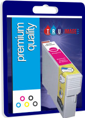 Compatible Magenta Epson T0593 Printer Cartridge - Replaces Epson T0593