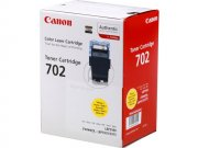 Canon 702Y Yellow Magenta Laser Toner Cartridge - 9642A004AA