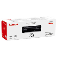 Canon 725 Black Toner Cartridge - 3484B002AA