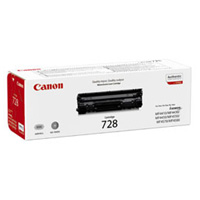 Canon 728 Black Toner Cartridge - 3500B002AA