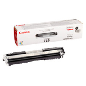 Canon 729 Black Laser Toner Cartridge - 4370B002AA, 1.2K Page Yield