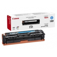Canon 731C Cyan Toner Cartridge - 6271B002 - 1.5K Page Yield