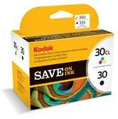 Kodak No 30 Pigment Multi Pack Black and Colour Ink Cartridges - 803-9745