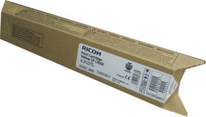 Ricoh 821095 High Capacity Yellow Toner Cartridge, 15K Page Yield