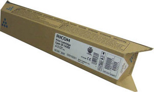 Ricoh 821097 High Capacity Cyan Toner Cartridge, 15K Page Yield