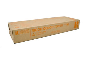 Ricoh Type M2 Yellow Toner Cartridge 885322