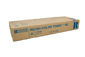 Ricoh Type M2 Cyan Toner Cartridge 885324