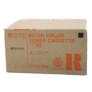 Ricoh Type R2 Yellow Toner Cartridge 888345