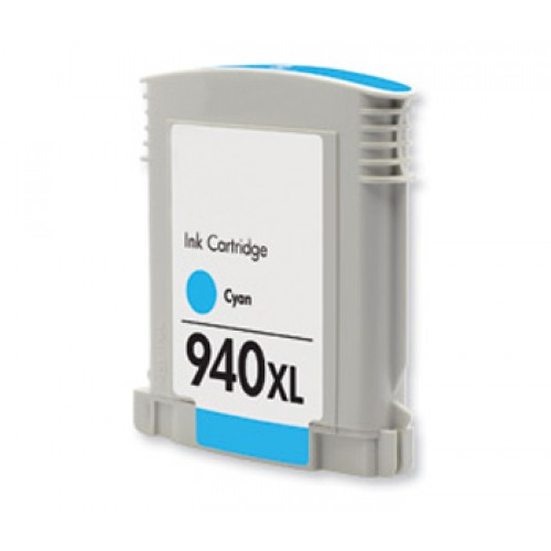 Premium Quality Ink Cartridge for HP 940XL Cyan (c4907ae)