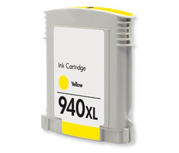 Premium Quality Ink Cartridge for HP 940XL Yellow (c4909ae)