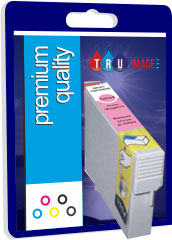 Compatible Light Magenta Epson T0966 Printer Cartridge - Replaces Epson T0966