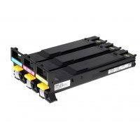 Konica Minolta Cyan, Magenta, Yellow High Capacity Toner Cartridges, 12K Page Yield Each