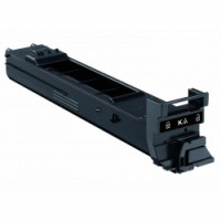 Konica Minolta Standard Capacity Black Toner Cartridge, 4K Page Yield