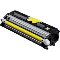 Konica Minolta Standard Capacity Yellow Toner Cartridge, 1.5K Page Yield