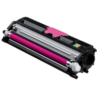 Konica Minolta High Capacity Magenta Toner Cartridge, 2.5K Page Yield