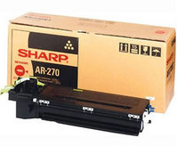 Sharp AR-270TD Laser Toner Cartridge, 25K Yield