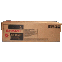 Sharp AR-455LT Laser Toner Cartridge, 35K Yield
