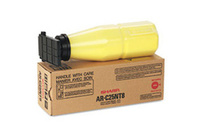 Sharp AR-C25NT8 Yellow Laser Toner Cartridge, 4.85K Yield