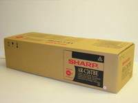 Sharp AR-C26TBE Black Laser Toner Cartridge, 16.7K Yield