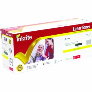 Inkrite Premium Quality Yellow Toner Cartridge for Brother TN-321Y