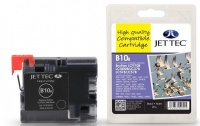 Jet Tec LC-970 / LC-1000 Black Ink Cartridge, 20ml