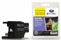 Jet Tec LC-1240 Black Ink Cartridge