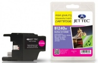 Jet Tec LC-1240 Magenta Ink Cartridge