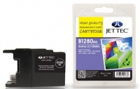 Jet Tec LC-1280 Black Ink Cartridge