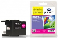 Jet Tec LC-1280 Magenta Ink Cartridge