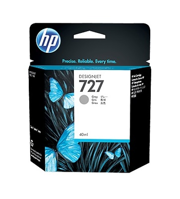 HP 727 Grey Ink Cartridge - B3P18A