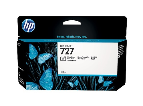 HP 727 High Capacity Photo Black Ink Cartridge - B3P23A
