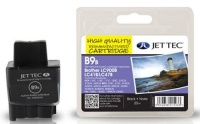Jet Tec LC-900 Black Ink Cartridge, 20ml