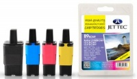 Jet Tec Quad Pack LC-900 Black, Cyan, Magenta, Yellow Ink Cartridges