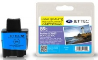 Jet Tec LC-900 Cyan Ink Cartridge, 12ml