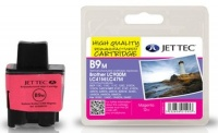 Jet Tec LC-900 Magenta Ink Cartridge, 12ml