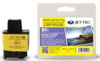 Jet Tec LC-900 Yellow Ink Cartridge, 12ml