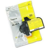 Canon BC-40Y Yellow Ink Cartridge - 0893A003AA