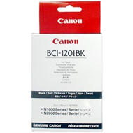 Canon BCI 1201BK Black Ink Cartridge, 130ml