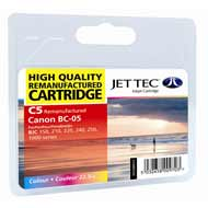 Replacement Colour Ink Cartridge (Alternative to Canon BC-05)